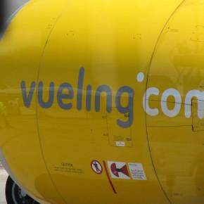 Vuelos de Hondarribia a Barcelona con Vueling